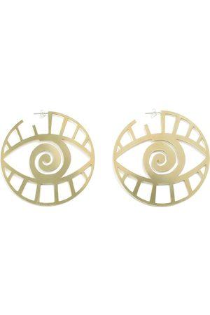 Kalmar Eye Earrings
