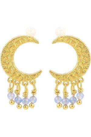 HULTQUIST Women Earrings - SO8031 G-BL