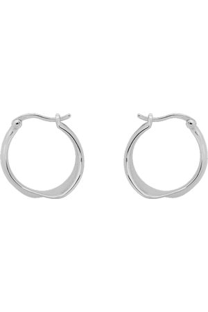 ANNA + NINA Twirl Hoop Earrings