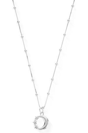 ChloBo Bobble Chain Moon & Star Necklace