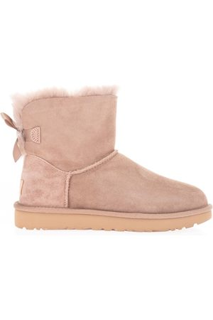 UGG WOMEN'S UGSBLBOWMCRB OTHER MATERIALS ANKLE BOOTS
