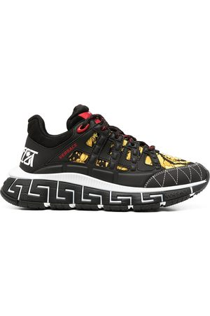 VERSACE WOMEN'S DST539GD15TCGD4D POLYESTER SNEAKERS