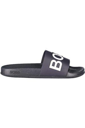 HUGO BOSS Men Sandals - Mens BOSS Bay Slid rblg Slides