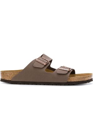 Birkenstock Men Sandals - MEN'S 151183 SYNTHETIC FIBERS SANDALS