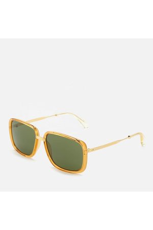 Gucci Men's Metal Frame Sunglasses