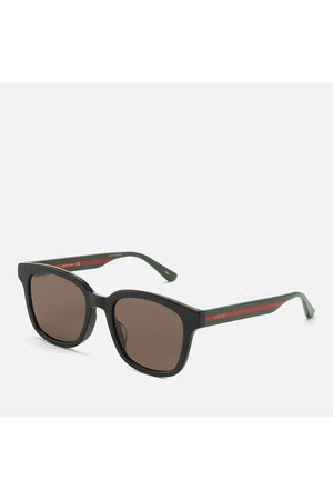 Gucci Men Sunglasses - Men's Acetate Frame Sunglasses