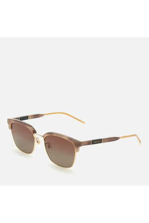 Gucci Men's Acetate Frame Sunglasses