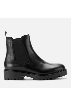 Vagabond Women's Kenova Leather Chunky Chelsea Boots