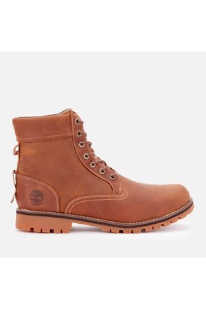 Timberland Men's Rugged Waterproof Leather II 6 Inch Boots