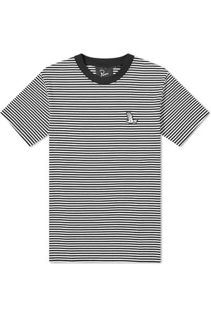 By Parra Static Flight Striped Tee