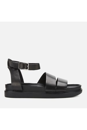 Vagabond Women's Erin Leather Flat Sandals