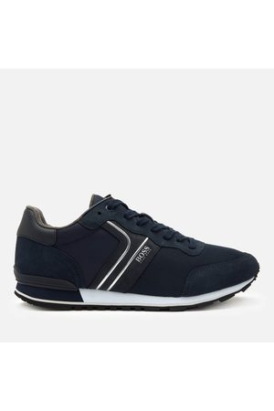 HUGO BOSS Business Men's Parkour Running Style Trainers