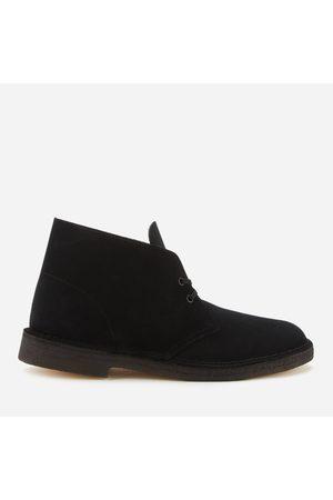 Clarks Men's Suede Desert Boots