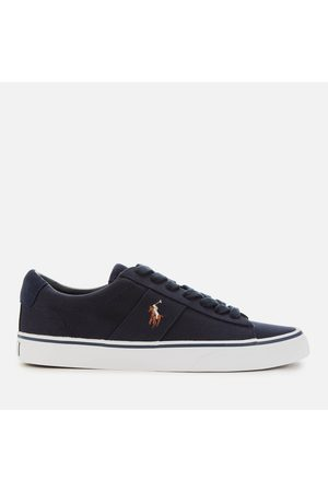 Polo Ralph Lauren Men Sneakers - Men's Sayer Canvas Low Top Trainers