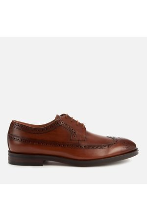 Clarks Men's Oliver Wing Leather Derby Shoes