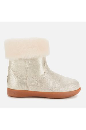UGG Toddlers' Jorie II Metallic Suede Boots