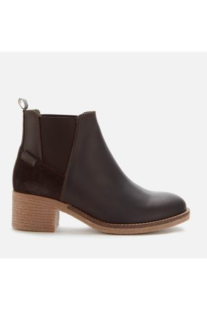 Barbour Women's Jane Leather Ankle Boots