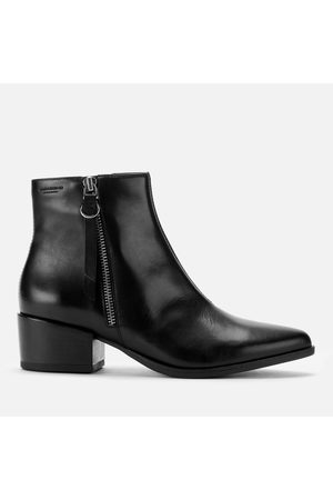 Vagabond Women's Marja Leather Heeled Ankle Boots