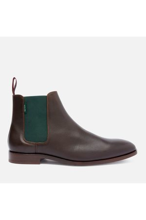 Paul Smith Men's Gerald Leather Chelsea Boots