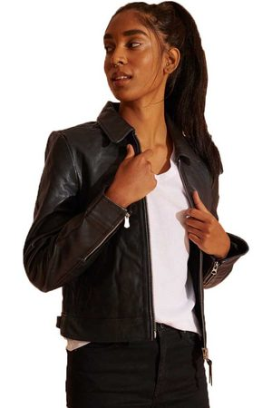 Superdry Down Town Leather S