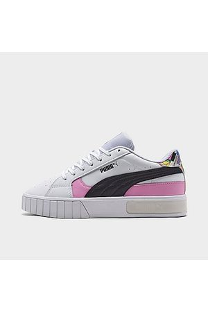 PUMA Women's Cali Star International Game Casual Shoes in / Size 5.5 Leather