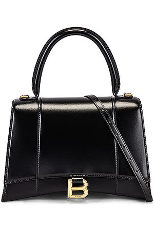 Balenciaga Medium Hourglass Top Handle Bag in