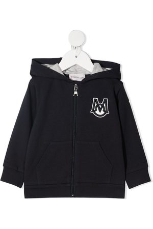 Moncler Logo-patch hoodie