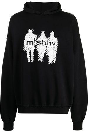 MISBHV Graphic-print hoodie