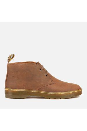 Dr. Martens Men's Cabrillo Crazyhorse Leather Desert Boots