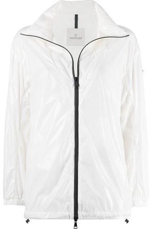 Moncler Melucta semi-sheer windbreaker jacket