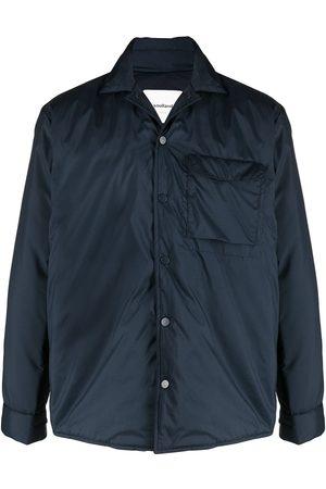 Soulland Men Shirts - Levi button-up shirt jacket