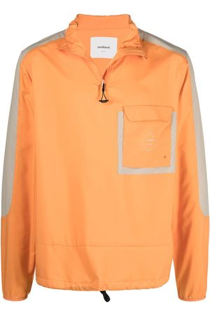 Soulland Marlon recycled polyester track jacket