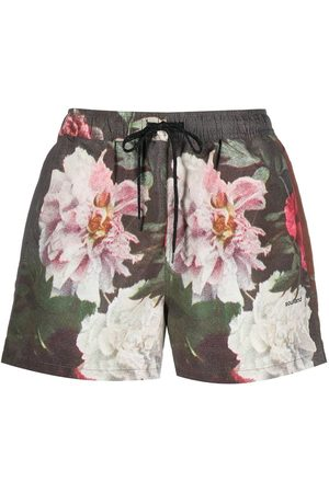 Soulland William recycled polyester swimming shorts