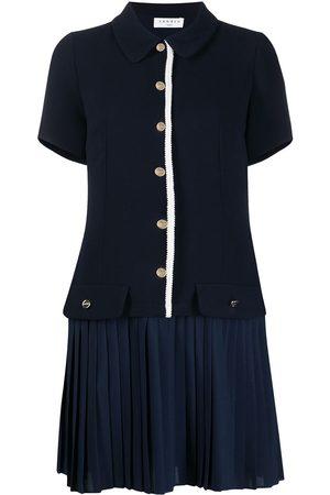 Sandro Women Cardigans - Alberta layered cardigan dress