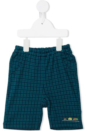 Familiar Plaid check shorts