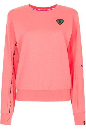 AAPE BY *A BATHING APE® Women Sweatshirts - Logo-patch cotton sweatshirt