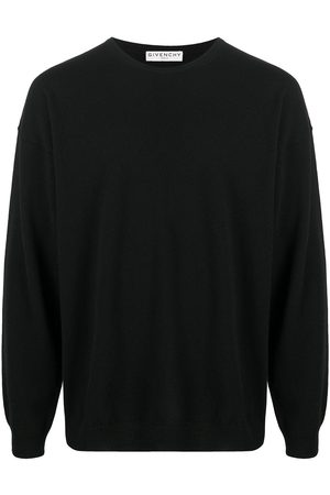 Givenchy Logo patch detail pullover