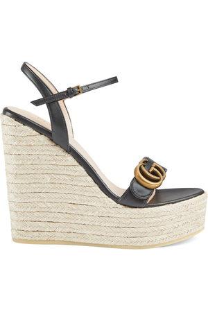 Gucci Women Espadrilles - Aitana logo espadrille sandals