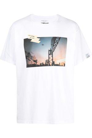 Golden Goose Dream Maker sunset-print T-shirt