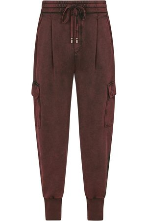Dolce & Gabbana Tapered-leg cargo trousers