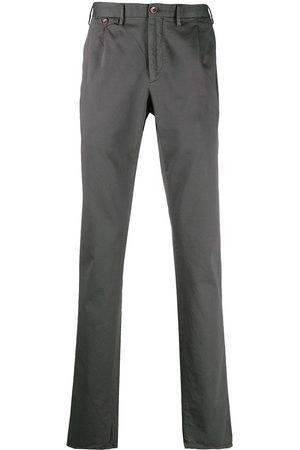 Incotex Cotton-blend chinos - Grey
