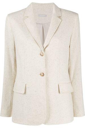 12 STOREEZ Single-breasted blazer - Neutrals