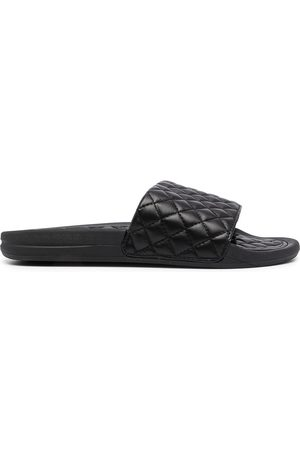 APL Athletic Propulsion Labs Women Sandals - Quilted Lusso slides