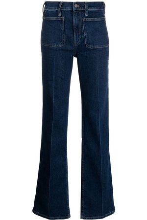 Polo Ralph Lauren Mid-rise straight-leg trousers
