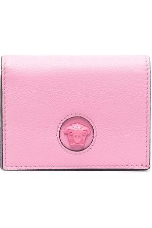 Versace Medusa-plaque wallet