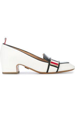 Thom Browne Block heel pumps