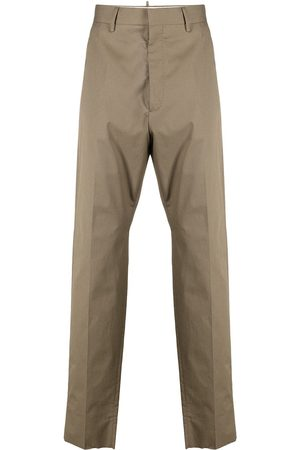 Dsquared2 Straight-leg tailored trousers