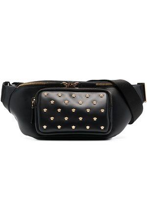 Versace Medusa-stud belt bag
