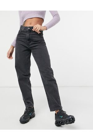 Levi's High loose tapered leg jeans in