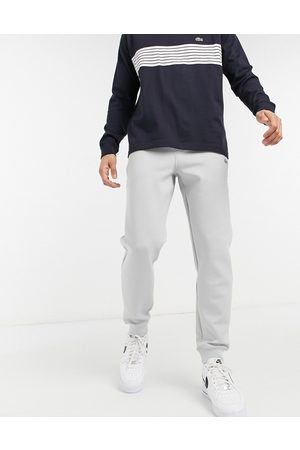 Lacoste Motion stretch cotton track pants-Grey
